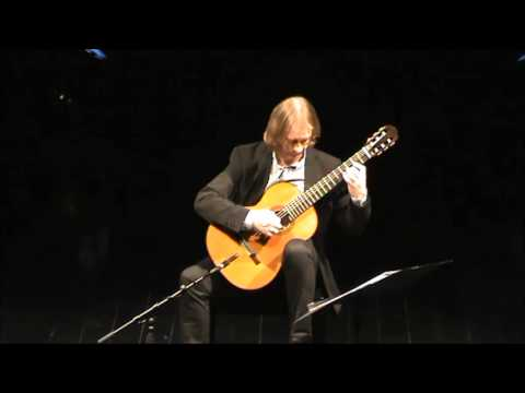 Three Celtic Pieces - David Russell, guitar (Live at AGF 2013)