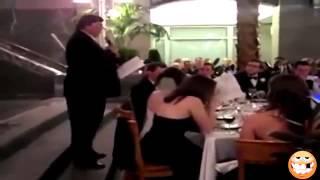 Приколы на свадьбе  юмор  ржачь до слёз  пьяные на свадьбе