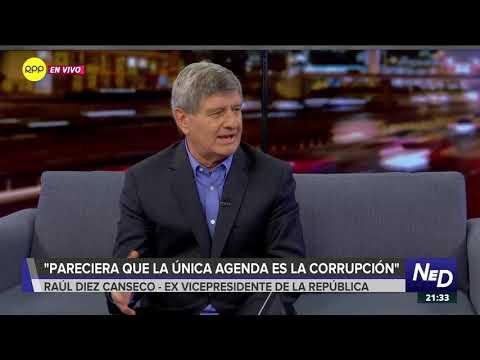 """Raúl Diez Canseco: """"En cualquier marco, yo puedo ser candidato presidencial"""""""