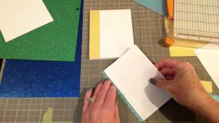 Cardmaking Process Video Core