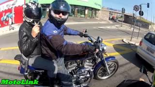 FUGINDO DE ASSALTO ARAPUCA DE LADRAO MOTOLINK ER6N