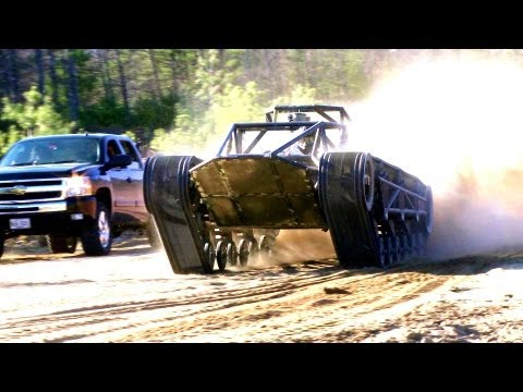 Top Speed For 2015 Corvette - RIPSAW NEW Video... BAJA Handling is Awesome.