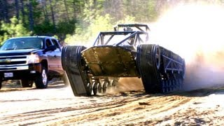 Repeat youtube video RIPSAW NEW Video...  BAJA Handling is Awesome.