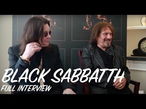 Black Sabbath Interview - Ozzy Osbourne & Geezer Butler