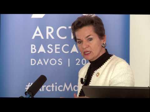 Christiana Figueres @ Arctic Basecamp Davos: Keynote Speech