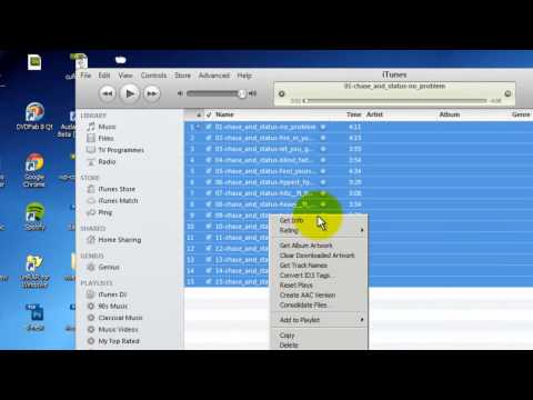 Convert MP3 to AAC for free using iTunes 10.5 for Nintendo DSiXL
