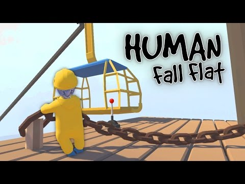 Human Fall Flat - The Exciting Catman! - Let's Play Human Fa
