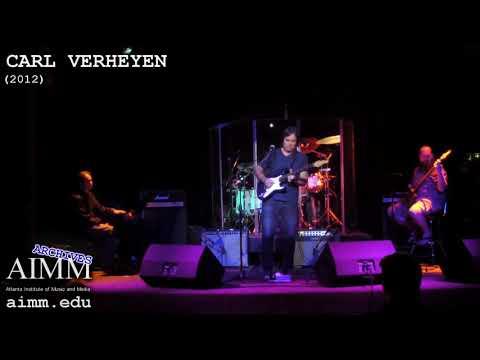 AIMM Archives - Carl Verheyen (2012)