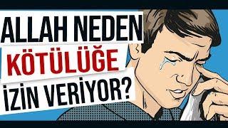 Allah Kötülüğe Neden İzin Veriyor ? / Neden Dünyada Kötülük Var? / Kötülük Problemi / Enis Doko