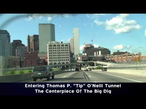 I-93 To US-1 North Boston, MA