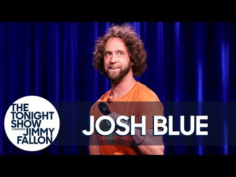 DENT - Josh Blue on the The Tonight Show!