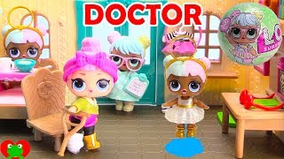 LOL Surprise Dolls Doctor