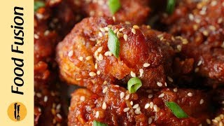 Korean Fried Chicken Recipe By Food Fusion