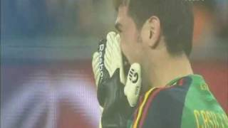 SPAIN FOOTBALL TEAM | A TRIBUTE TO THE 2010 FIFA WORLD CUP CHAMPIONS