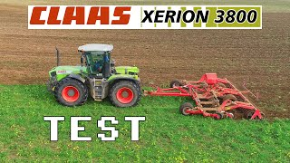 Claas Xerion 3800 test ciągnika by martinflashgordon