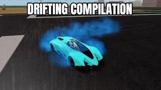 DRIFTING COMPILATION | VEHICLE SIMULATOR (ROBLOX)!