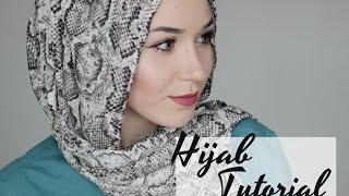 HIJAB TUTORIAL | instant Shawl