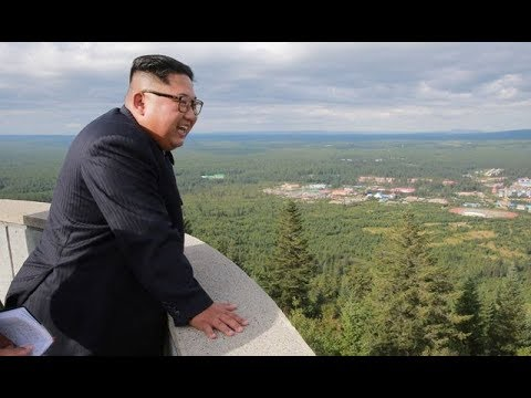 Russia drawing up plans for Vladimir Putin and Kim Jong Un to talk