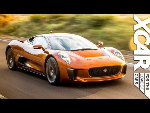 Jaguar C-X75 & Co: Taking on James Bond's DB10 In Spectre - XCAR