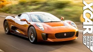 Jaguar C-X75 & Co: Taking on James Bond