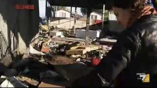 Dentro i campi Rom - Reportage PiazzaPulita