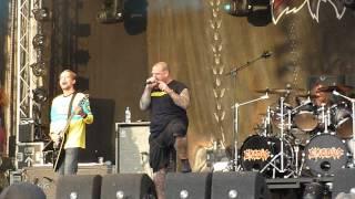 Exodus - Piranha (live @ Zwarte Cross 2012, Lichtenvoorde 20.07.2012)