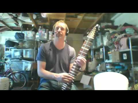 Free Hands Friday #70 - Playing Bach on the Chapman Stick