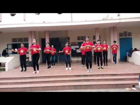 Nhảy tiến lên Việt Nam Ơi! (Thcs N.Bỉnh Khiêm)
