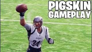 Fortnite pigskin gameplay.NEW FREE AMERICAN FOOTBALL TOY - PIGSKIN