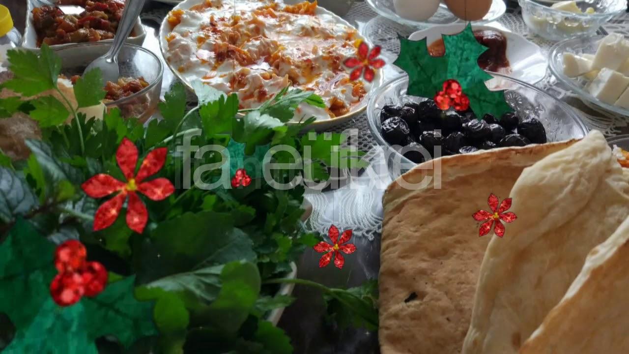 Kolay iftar menüsü , iftar ve sahur menüleri 2 / çok kolay tarifler