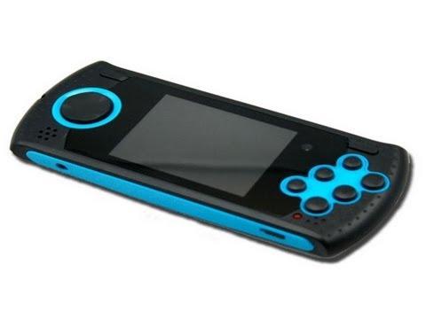 Обзор игровой приставки Sega MD Gopher