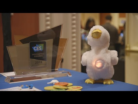 Aflac's toy robot for kids facing cancer is the smartest toy of all