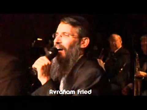 The 4 Tenors/Cantors: Fried, Helfgot, Dudu & Ohad - Sheyiboneh ארבעת הטנורים: שיבנה