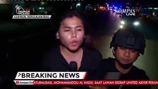 Penangkapan Kapal Diduga Bermuatan Sabu - Breaking News