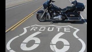 USA Harley-Davidson Motorrad Tour 2013 Highway Melody Der wilde Westen Route 66 Motorradtour