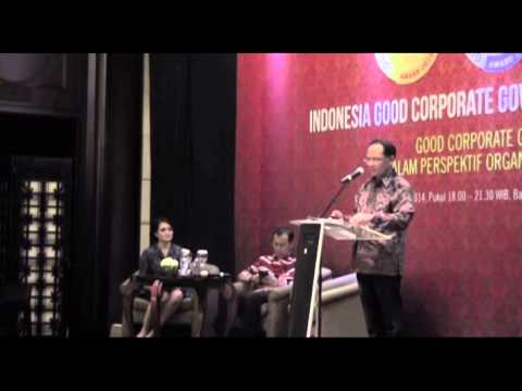 Indonesia Good Corporate Governance Award 2014: Talkshow