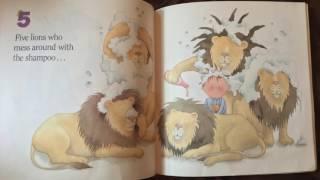 One Bear at Bedtime - Mick Inkpen- Cued Speech