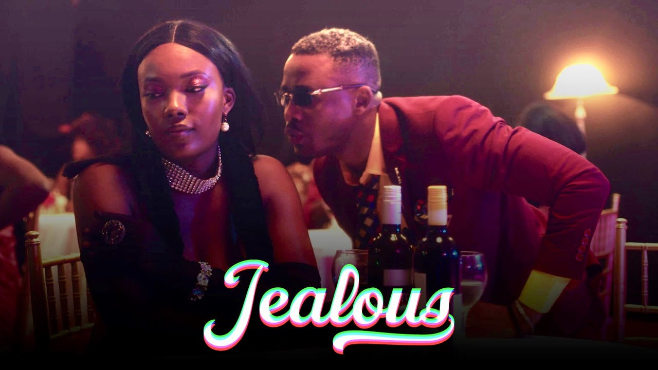Alikiba feat Mayorkun  Jealous Official Music Video
