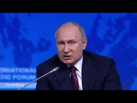 Putin Says Sanctions Won't Stop Russia's Arctic Development