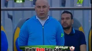 رياضة  الزمالك يعاقب المصري بذنب حارسه