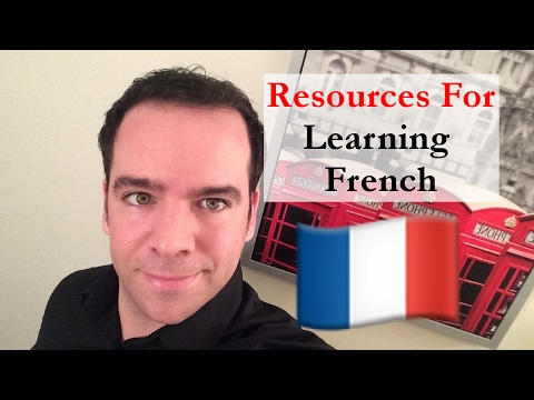 Resources For Learning FRENCH - By Polyglot Gabriel Silva