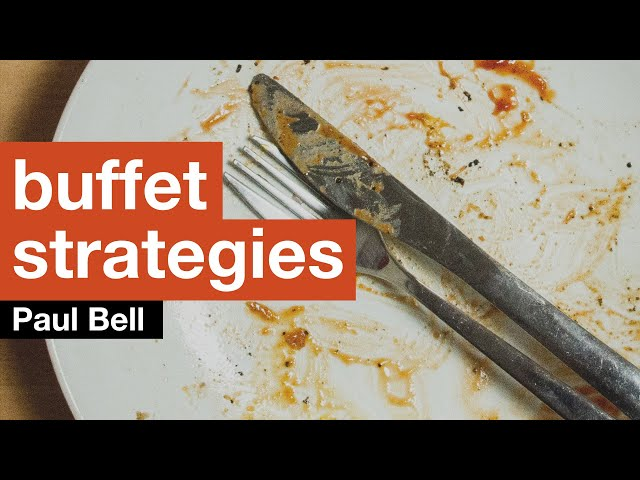 Buffet Strategies