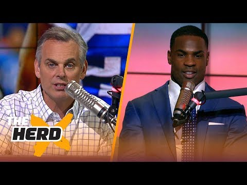 DeMarco Murray on his time playing for the Cowboys, expectations for Baker and more | NFL | THE HERD