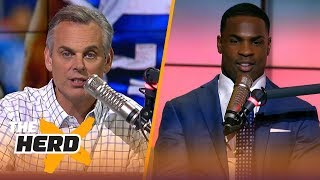 DeMarco Murray on his time playing for the Cowboys, expectations for Baker and more   NFL   THE HERD