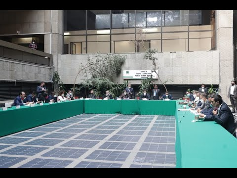 EN VIVO Comisión de Hacienda y Crédito Público