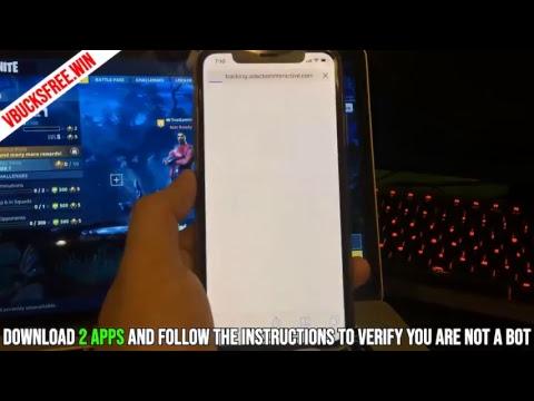 Free V Bucks Fortnite Hack- V Bucks Free- Xbox One / PC ...