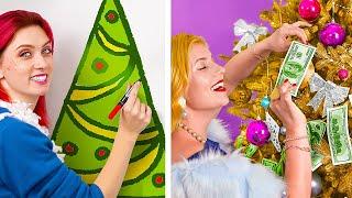 Navidad Rica vs Navidad Pobre / 10 Situaciones Navideñas Graciosas