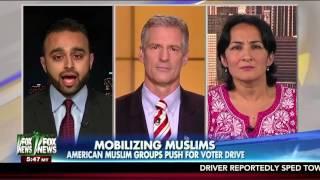 FoxNews: Spokesperson Ahmadiyya Muslim Community @Harris_Zafar on Muslim voters in USA