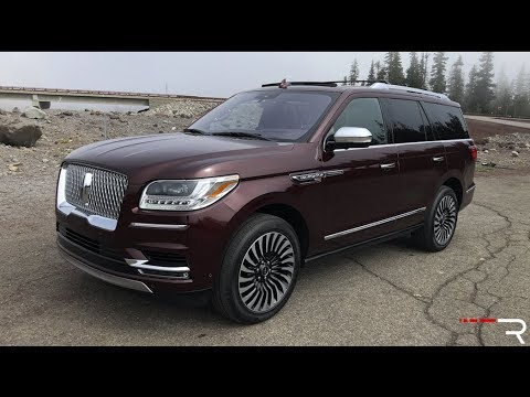 2018 Lincoln Navigator – Watch Out Cadillac, Lincoln Is Back!