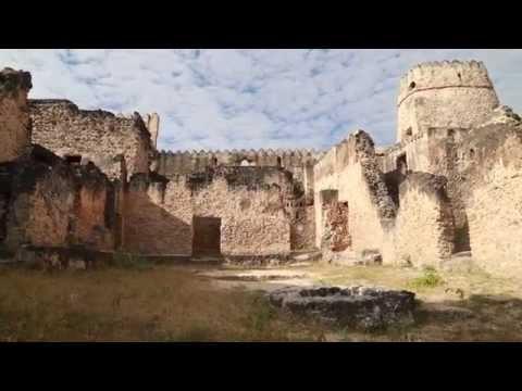 Portuguese Fort pt1, Kilwa Tanzania